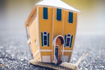 dom na ślimaku